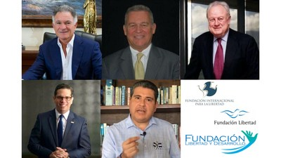 """Dionisio Gutiérrez participó en la charla online """"Pandemia y crisis en Centroamérica"""" de la Fundación Internacional para la Libertad"""
