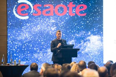 Franco Fontana, CEO Esaote Group