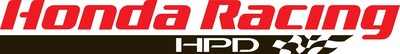 Honda Racing HPD Logo. (PRNewsFoto/Honda Performance Development, Inc.) (PRNewsFoto/HONDA PERFORMANCE DEVELOP...) (PRNewsfoto/Honda Racing)
