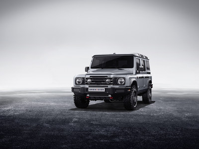 INEOS Automotive today reveals the exterior design of the Grenadier, its forthcoming, no-nonsense 4x4 vehicle for the world.