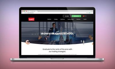 IronFX_Trading_School