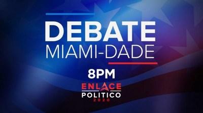MegaTV y Z92FM (92.3FM), sede del debate de los candidatos a la alcaldía del condado de Miami-Dade en transmisión simultánea por televisión y radio