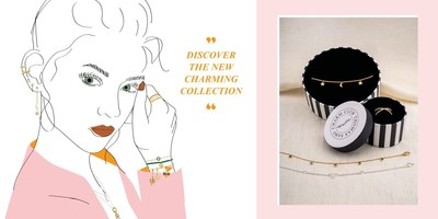 The new THOMAS SABO Charming Collection stands for en-vogue trend looks with a delicate and fun-loving design language.