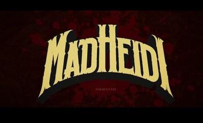 Mad Heidi Logo