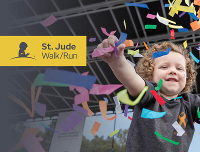 AIT Worldwide Logistics renueva promesa de apoyar a St. Jude Children's Research Hospital® (PRNewsfoto/AIT Worldwide Logistics, Inc.)