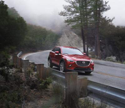 El Mazda CX-3 2021: conducción dinámica en un modelo subcompacto