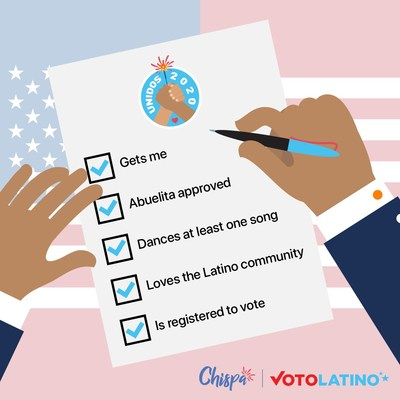 Dating App Chispa and Voto Latino Partner To Ignite And Unite Latinxs And Promote Voter Registration
