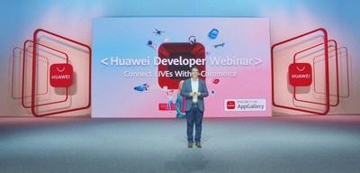 Webinar de Huawei para Desarrolladores: Conectar VIDAS con el e-commerce (Connect LIVEs With E-commerce)