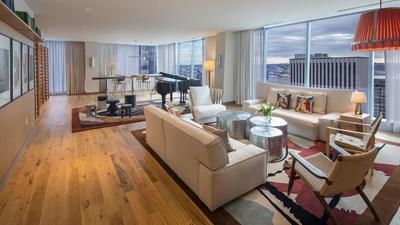 LOTTE Hotel Seattle Presidential Suite