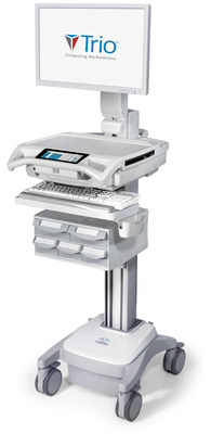 New Trio Computing Workstation from Capsa Healthcare