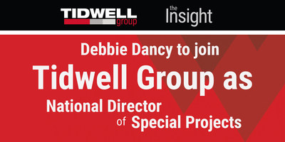 Debbie Dancy to join Tidwell Group as National Director of Special Projects