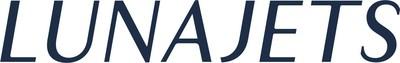 LunaJets Logo (PRNewsfoto/LunaJets)