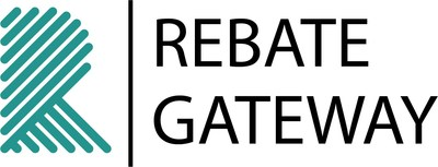 Rebate Gateway Logo (PRNewsfoto/Rebate Gateway)