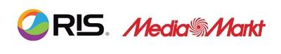 RIS and Media Markt logo
