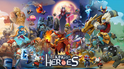 """Snowpipe/""""King's Heroes"""""""