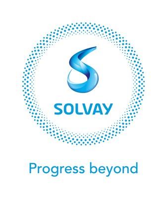 Solvay Progress Beyond Logo