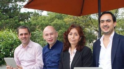 Equipo fundador de Akiba