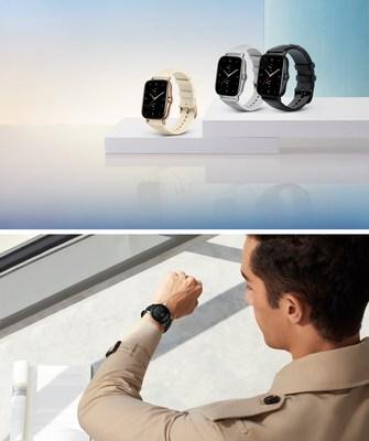 Amazfit GTR 2, Amazfit GTS 2, relojes inteligentes clásicos y modernos con una amplia gama de funciones de salud para estilos de vida activos