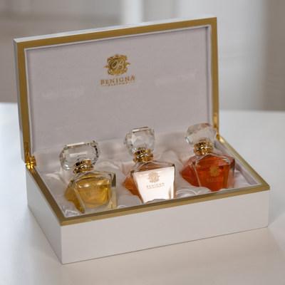 Benigna Parfums, A New Luxury Niche Fragrance Brand