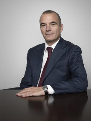 Tommaso Corcos, CEO of Fideuram – Intesa Sanpaolo Private Banking