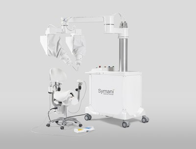 MMI's Symani® Surgical System for Robotic Microsurgery