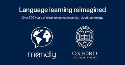Mondly partners with Oxford University Press to introduce custom English learning and assessment module