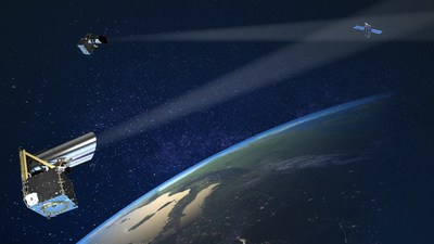 NorthStar Earth & Space's satellite constellation is the first dedicated to space situational awareness services (CNW Group/NorthStar Earth & Space Inc.)
