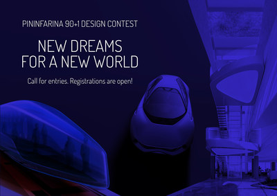 Pininfarina launches international design competition for a new world