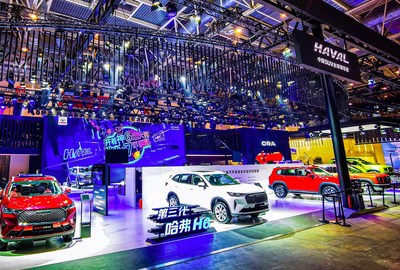 Rebranding and Innovation Power GWM's Intelligent Transformation as Auto China 2020 Closes.