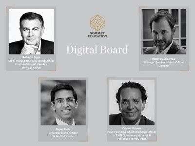 Sommet Education Digital Board