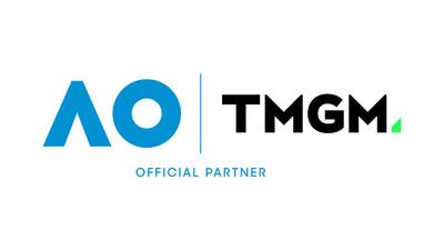 AO & TMGM Official Partner Logo