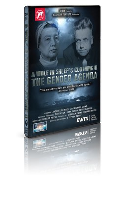 """EWTN's new film, """"A Wolf in Sheep's Clothing II – The Gender Agenda,"""" examines the origins and depravity of the so-called Sexual Revolution, with its current emphasis on gender dysphoria and homosexuality, and explains how the battle over marriage and family will be won. The film airs at 10 p.m. ET Thursday, Oct. 15; and Saturday, Oct. 17. The Oct. 17 airing will be preceded at 8:30 p.m. ET by the original """"A Wolf in Sheep's Clothing"""" documentary, which explores the rise of Marxism in the U.S."""