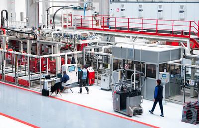 Arcelik Production Site