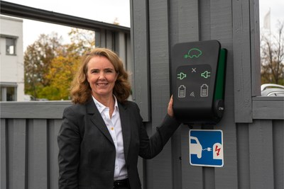 """""""The award of this contract is testament to the quality and reliability of our products and our expertise."""" Cecilia Routledge, Head of EV CTEK."""