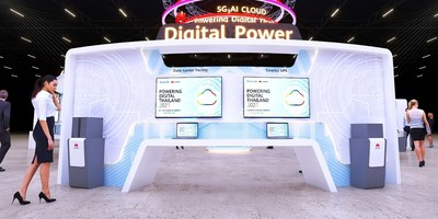 """Huawei launches Digital Power Club Global Tour with the theme of """"Leading Power Digitalization for a Green and Sustainable World."""""""
