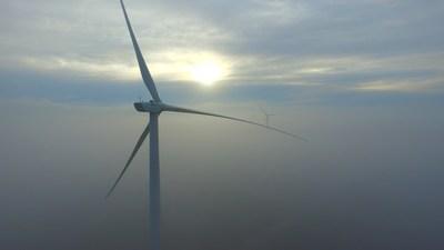 Envision EN110 2.5 MW Turbine, Vientos Del Secano Wind Farm, Argentina
