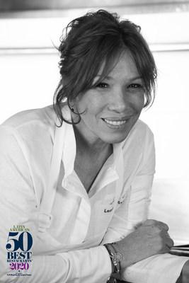 Leonor Espinosa es galardonada con el Estrella Damm Chefs' Choice Award