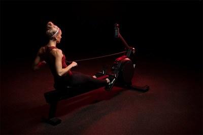 Máquinas de remo Heat Performance de Life Fitness