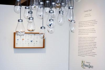 Curiosity Cloud - mischer'traxler for Perrier-Jouët at Design Miami 2020