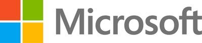 Microsoft company logo.