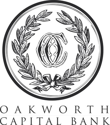 Oakworth Capital Bank Logo (PRNewsfoto/Oakworth Capital Bank)