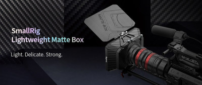 SmallRig Lightweight Matte Box