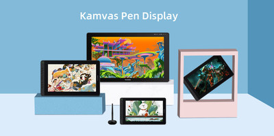 Kamvas Pen Display