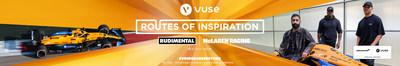 Vuse announces global partnership with award-winning band Rudimental.