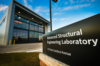 Auburn University has opened the doors to a $22 million state-of-the-art Advanced Structural Engineering Laboratory that will provide solutions to the nation's growing infrastructure issues for years to come.
