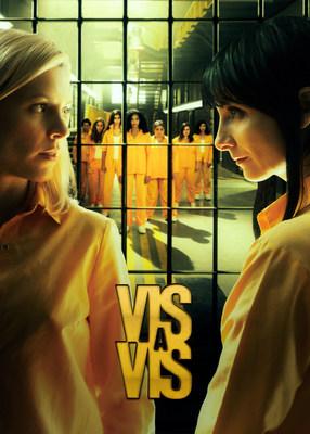 Cartel de la serie Vis a Vis (ATRESMEDIA) (PRNewsfoto/Atresmedia Internacional)