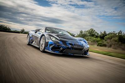 Battista High Speed & Dynamic Tests 2