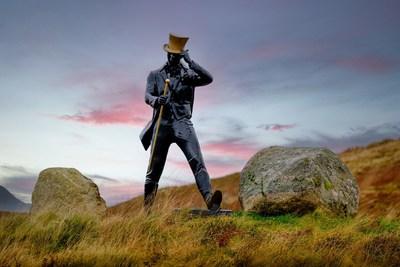 A symbol of progress – the Johnnie Walker 'Striding Man'