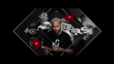 PokerStars x Neymar Jr