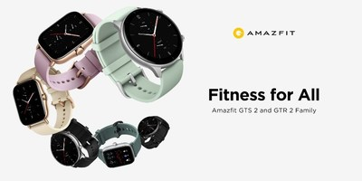 The Essential all-in-one Amazfit GTR 2e and GTS 2e Smartwatches